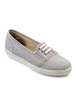 Essmy comfort ladies canvas pumps