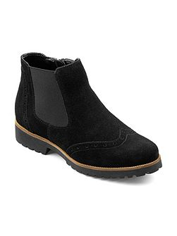 Charlie lightweight ankle boots
