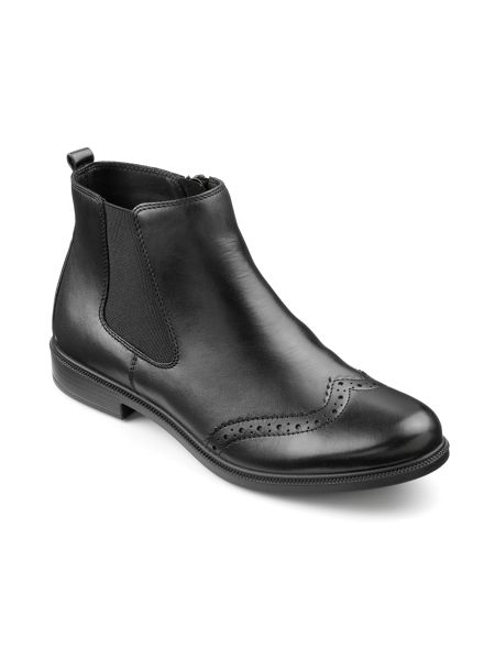 Hotter County chelsea boots