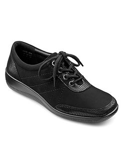 Paige ladies lace up lightweight shoe