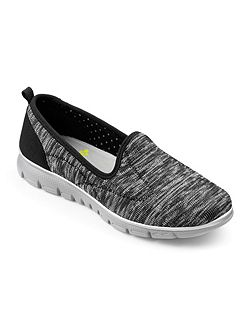Ladies slip on active h92 shoe