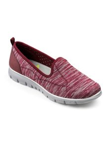 Hotter Cloud active slip on shoes