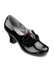 Hotter Donna ladies slip on court shoe