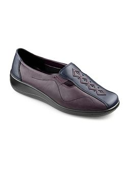 Calypso slip on loafers