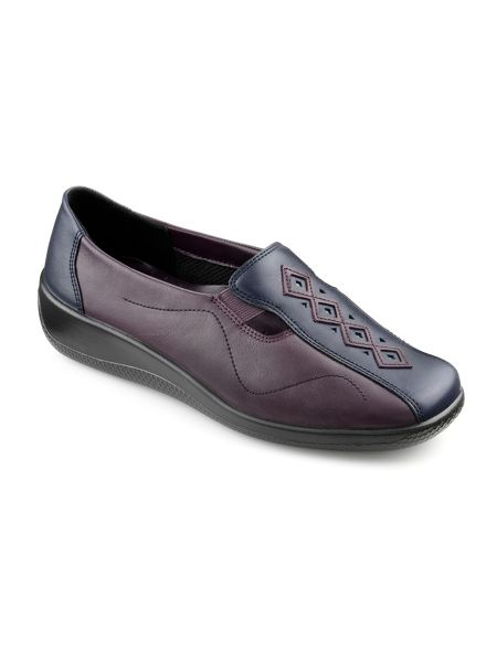 Hotter Calypso slip on loafers