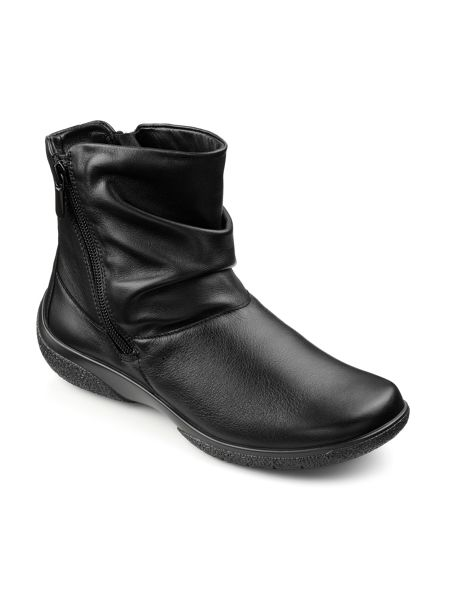 Hotter Whisper ladies dual fit ankle boot
