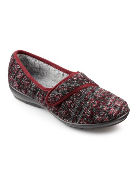 Hotter Thyme ladies secure fit slipper
