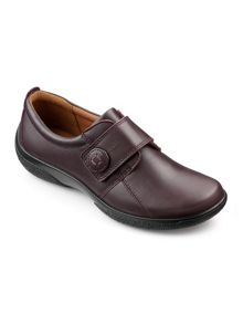 Hotter Sugar ee velcro casual shoes