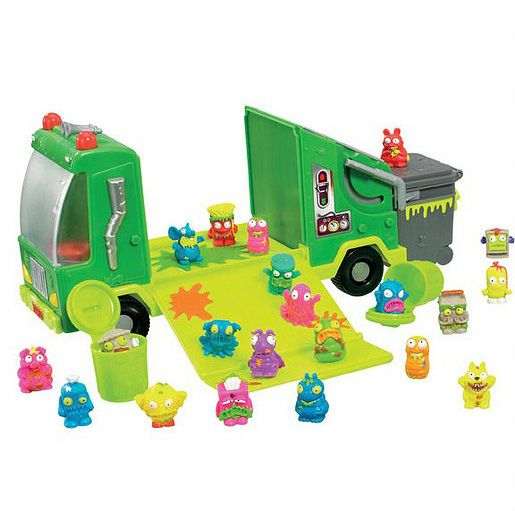 Trashies dump truck playset