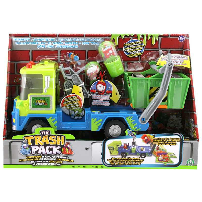 Trash Pack Junk Truck