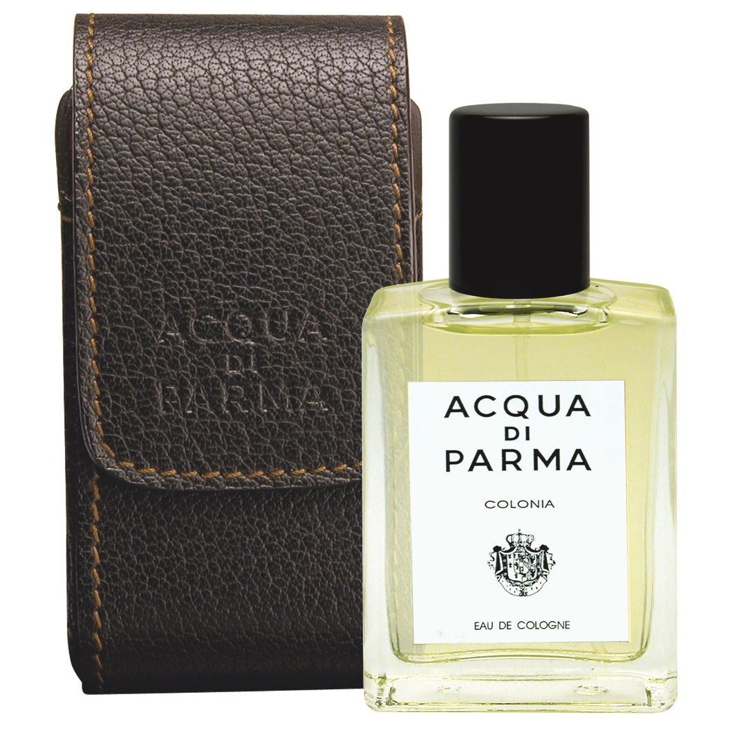 Colonia Leather Travel Spray 30ml