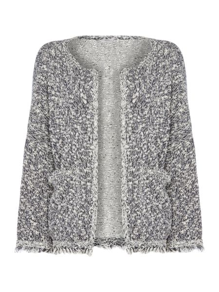 Marella Iran cardigan with tie waist detail