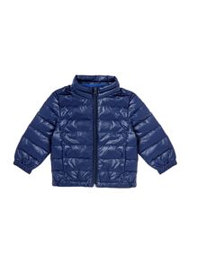 Benetton Boys Light weight jacket with pack away bag