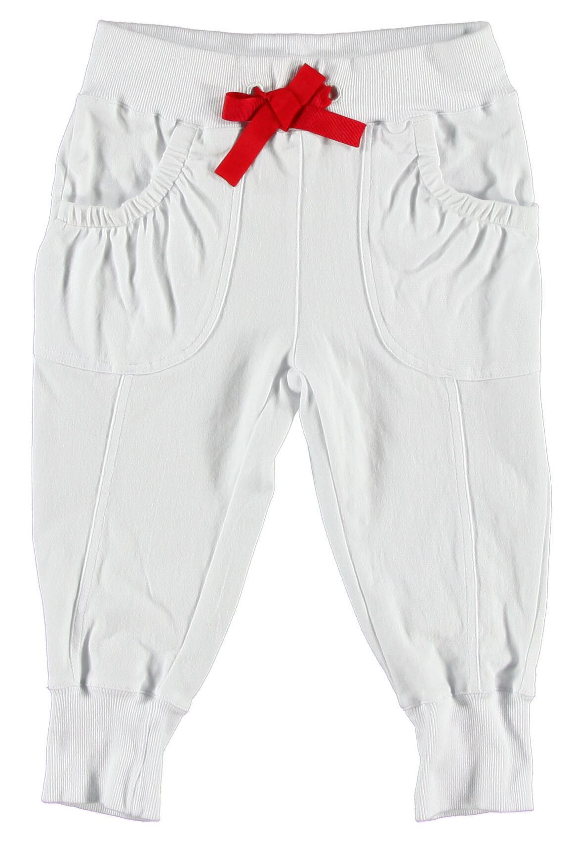Girl`s fleece stretch trouser