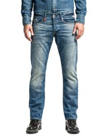 Waitom regular slim fit denim jeans