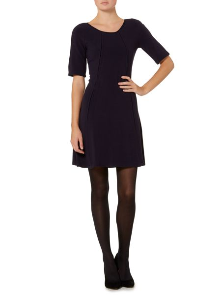 Pennyblack Rebus panel skater dress