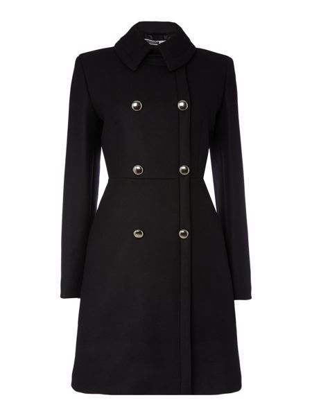 Sportmax Code Todi double breasted wool coat