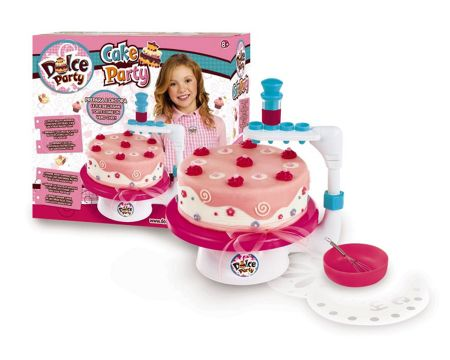 Brennan Atkinson Dolce Party Cake Party Food Set