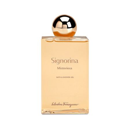 Salvatore Ferragamo Signorina Misteriosa Bath and Shower Gel 200ml