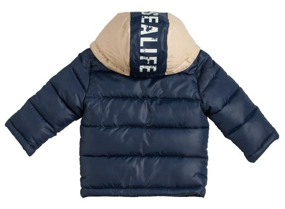Boy`s hooded jacket