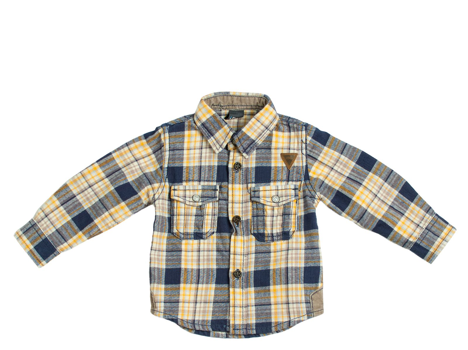 Boy`s checked shirt