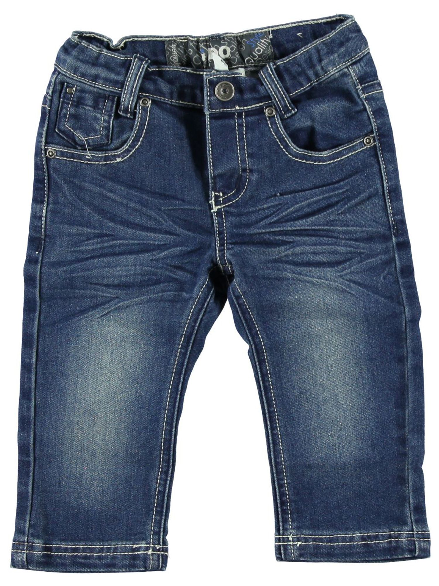 Boys 5 pocket jeans