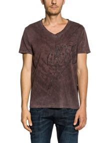 V-neck regular fit tshirt