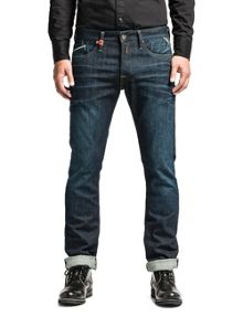 Waitom denim jeans, regular slim fit