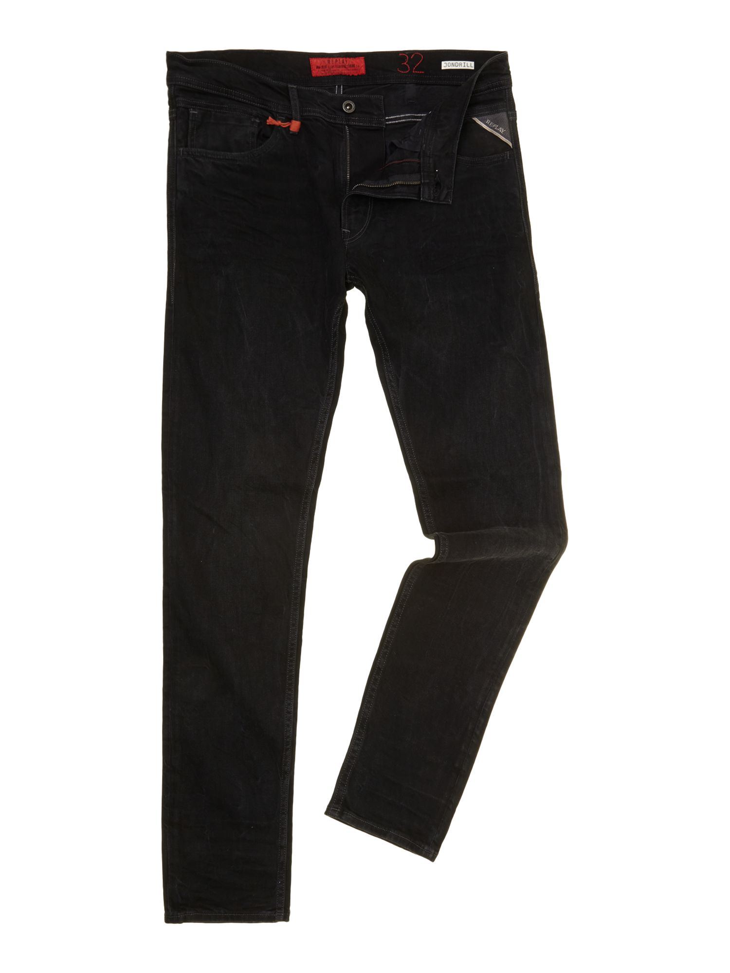 Jondrill skinny fit stretch denim jeans