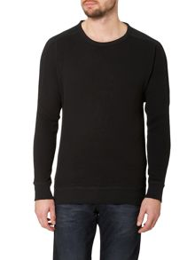 Diesel S-Erastos Regular Fit Textured Jumper