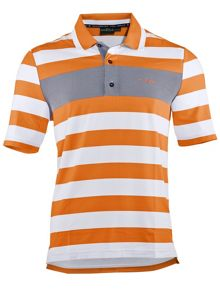 Chervo Antonino Stripe Regular Fit Polo Shirt