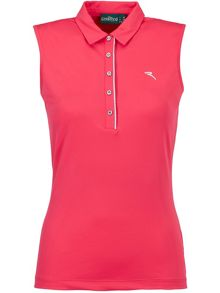 Chervo Africa Sleeveless Polo