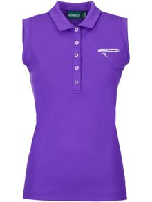 Chervo Arcano Sleeveless Polo