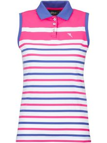 Chervo Avere Sleeveless Polo