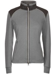 Chervo Pad Full Zip Sweater