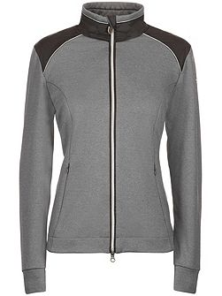 Pad Full Zip Sweater