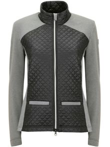 Chervo Pump Quilted Sweater