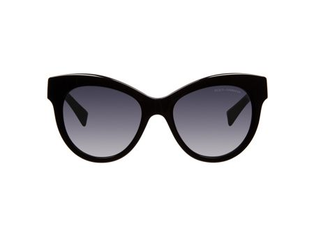 Dolce&Gabbana Women polar grey gradient round sunglasses