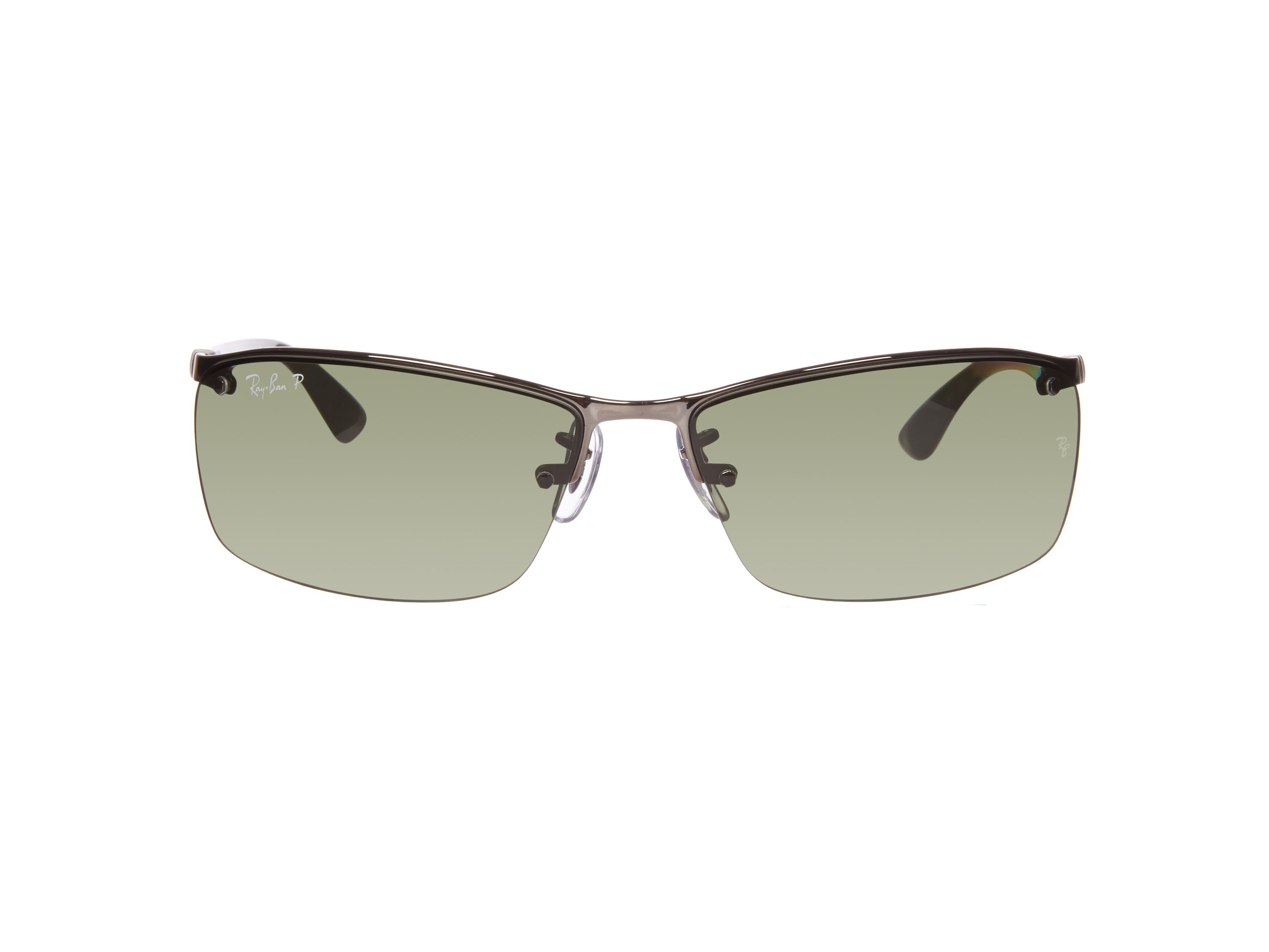 Rb8315 men`s rectangle sunglasses