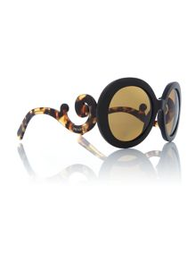 Prada Sunglasses PR 27NS round sunglasses