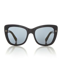 Dolce&Gabbana DG4260 female black Butterfly sunglasses