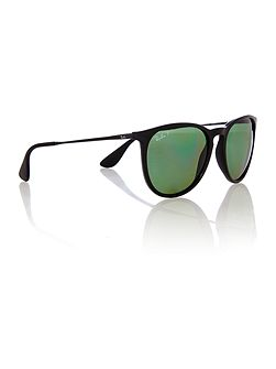 RB4171 Erika male black aviator sunglasses