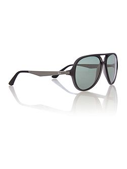 RB4235 male grey aviator sunglasses