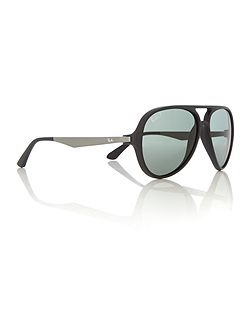 RB4235 male black aviator sunglasses