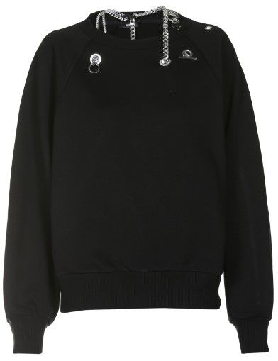 Diesel F-Henny Sweat-Shirt, Black