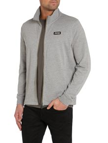 Jeep Mens Full Zip Light Sweatshirt J5s