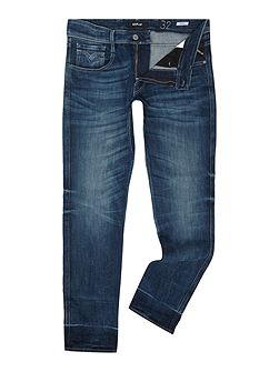 Anbass slim fit jeans waterzero