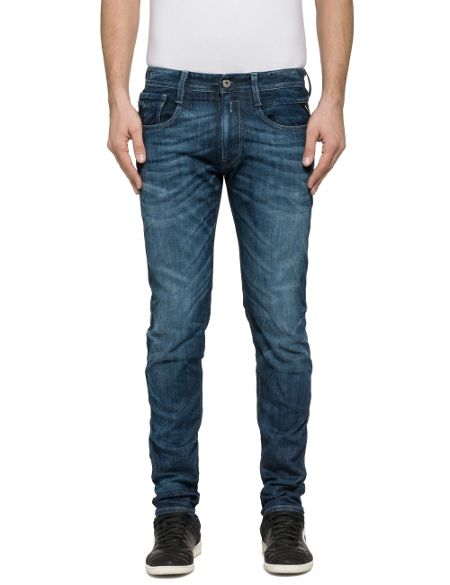 Replay Anbass slim fit jeans waterzero