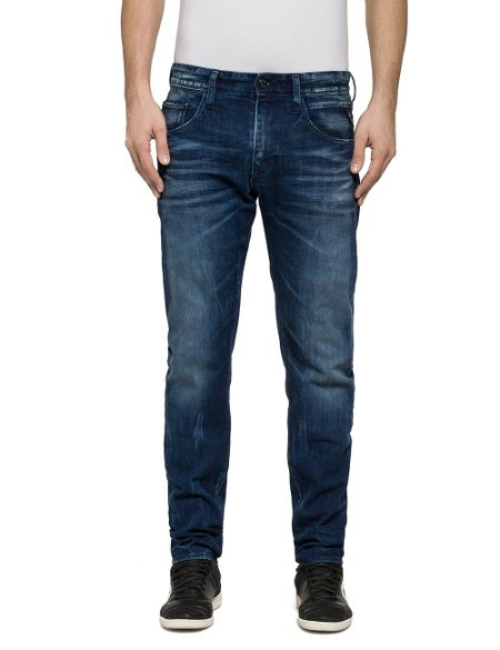 Replay Numasig tapered fit jeans