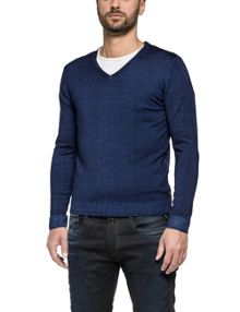 Replay Merino wool jumper